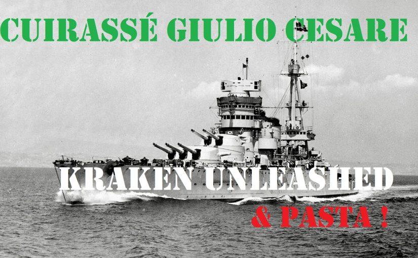 Cuirassé Giulio Cesare