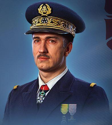portrait de jean-jacques honoré world of warships