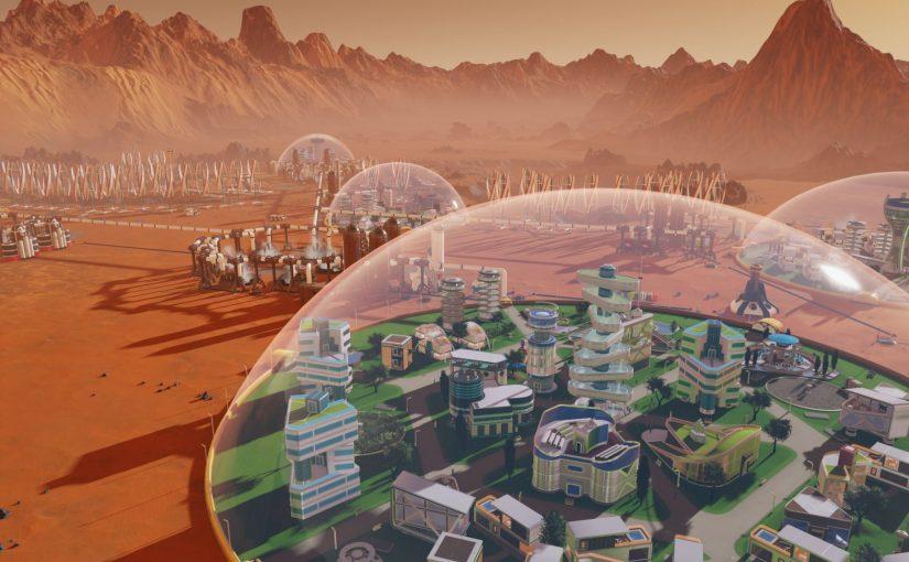 Surviving Mars : le SimCity de la Planète rouge