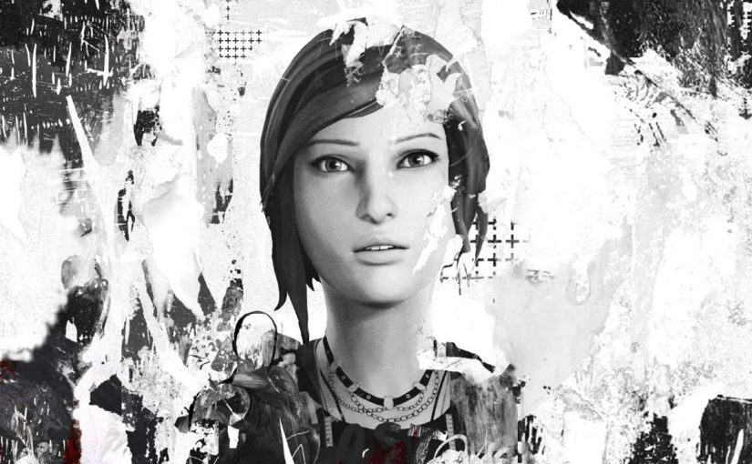artwork de Chloé dans Life is Strange