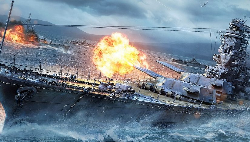 Yamato World of Warships