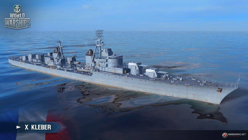 Le Kléber en ranked dans World of Warships, ça fonctionne ?