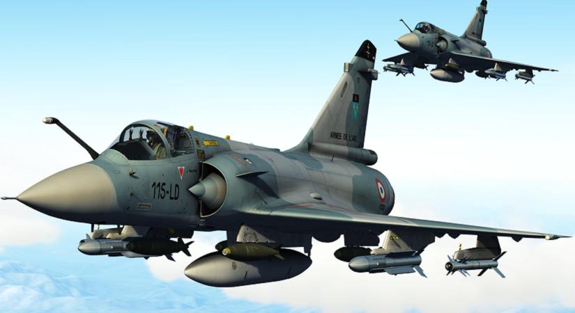 DCS: Mirage 2000C, prédateur en action !