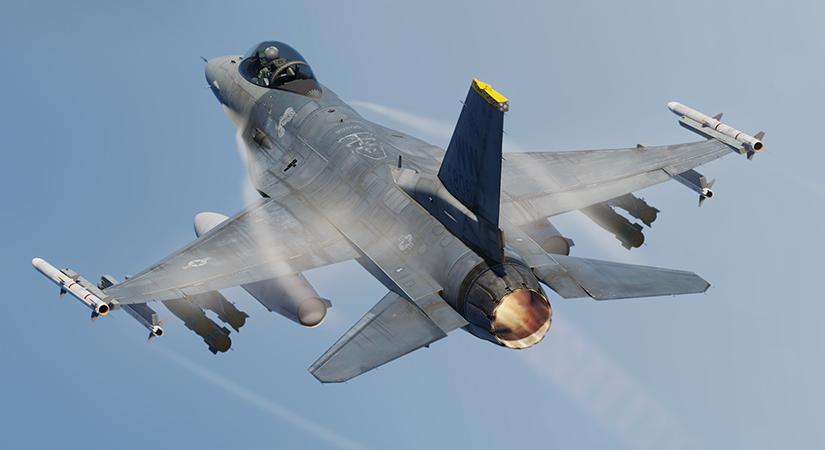 DCS F-16C Viper